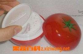 番茄面膜和番茄饮料的做法